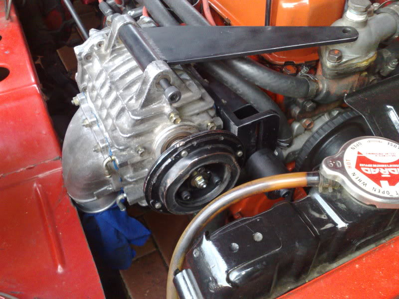 Supercharged 202 Uc Engine Gmh Torana
