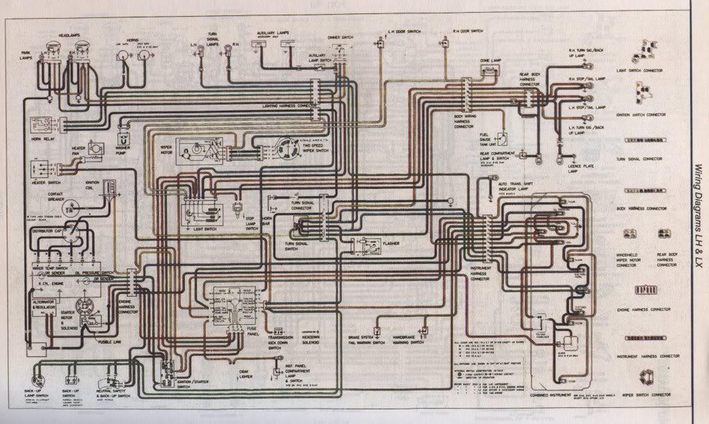 lx torana wiring diagram example electrical wiring diagram u2022 rh olkha co