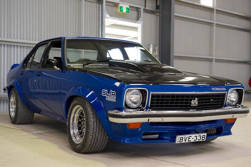 Holden Torana LH LX  S SL G-PAK Low and High Tone Twin Horns Upgrade