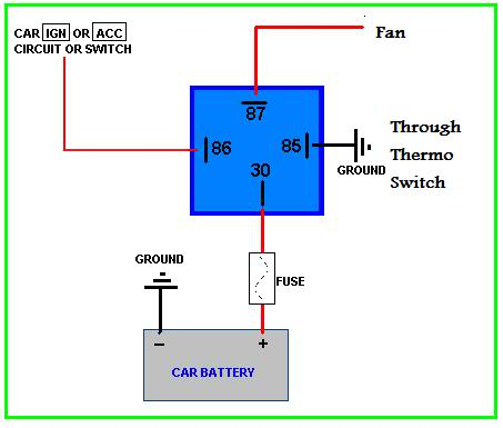 Twin output thermo fan switch electrical gmh torana posted image sciox Images