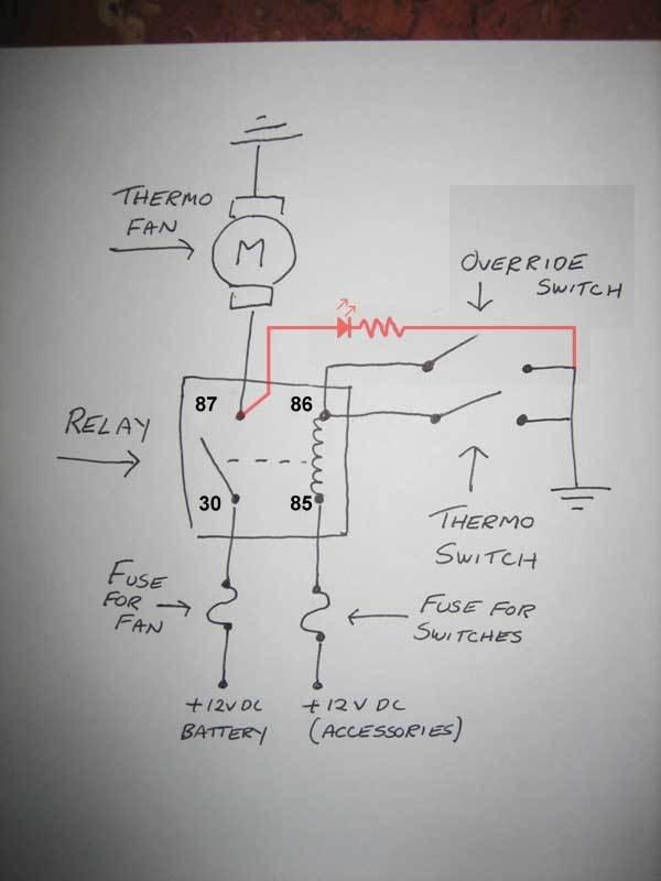 thermo fan wiring electrical gmh torana rh gmh torana com au