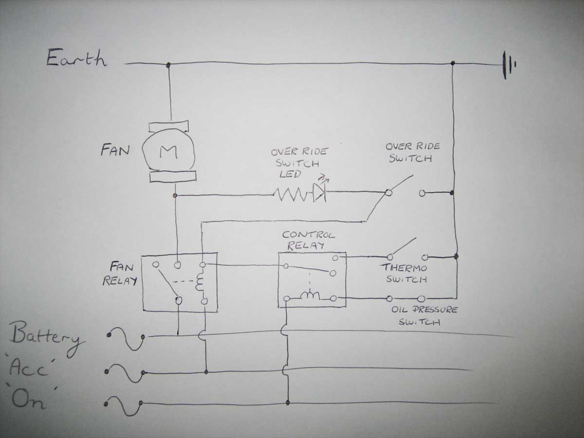 Thermo Fan Wiring Page 2 Electrical GMHTorana