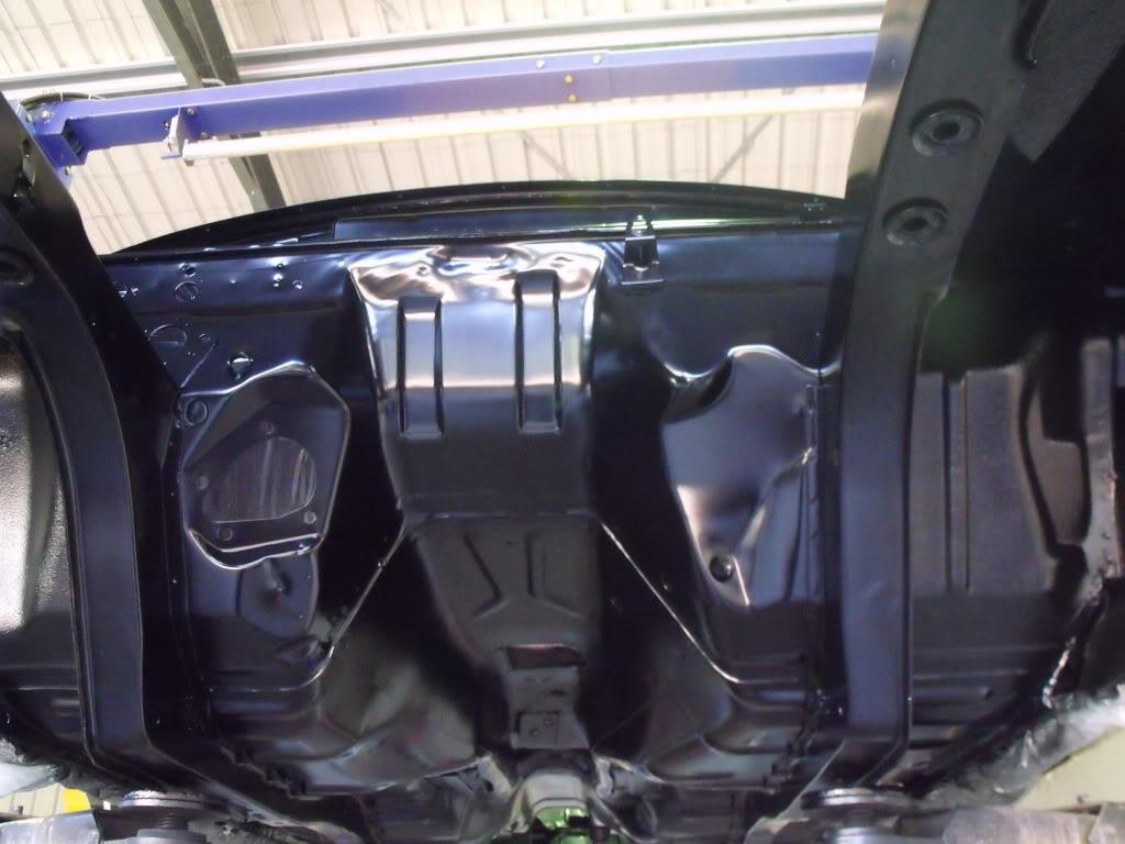 Floor pan replacement help - Fabrication - GMH-Torana