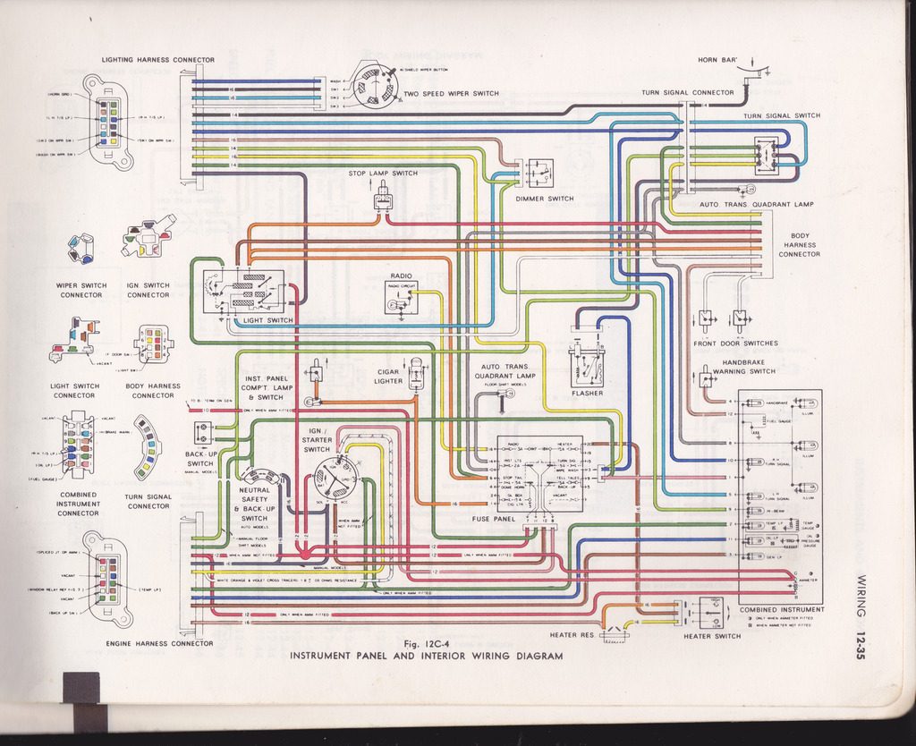 HK gts    wiring       diagram     Electrical  GMHTorana