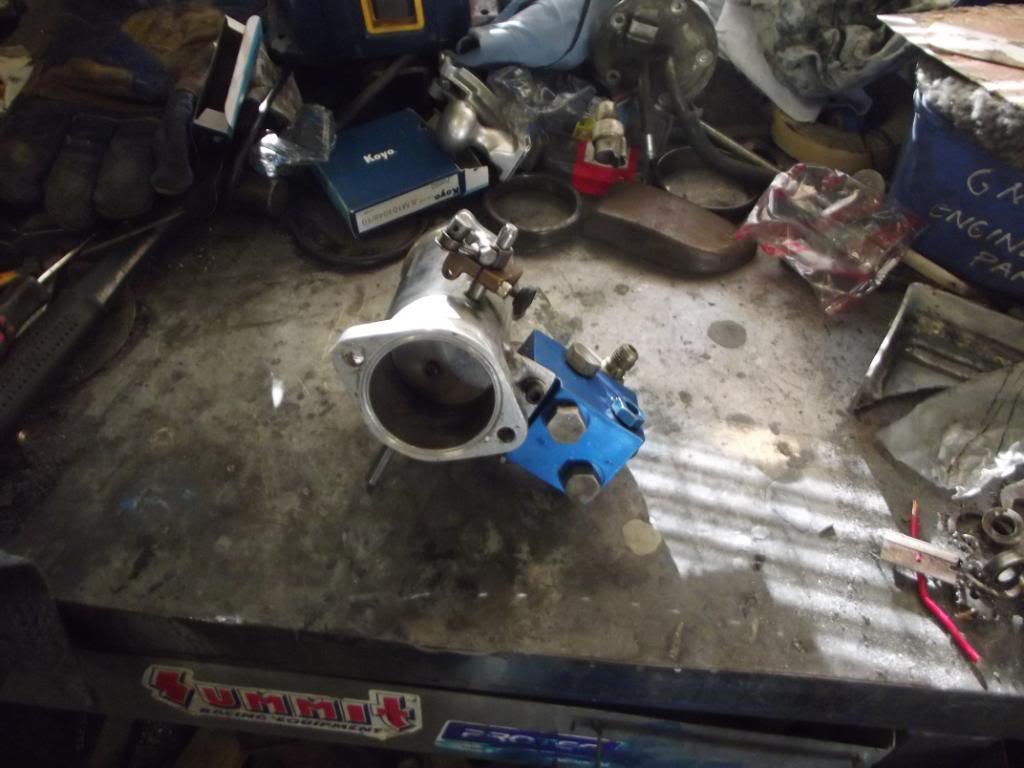 Mechanical injection stupid questions     - Engine - GMH-Torana