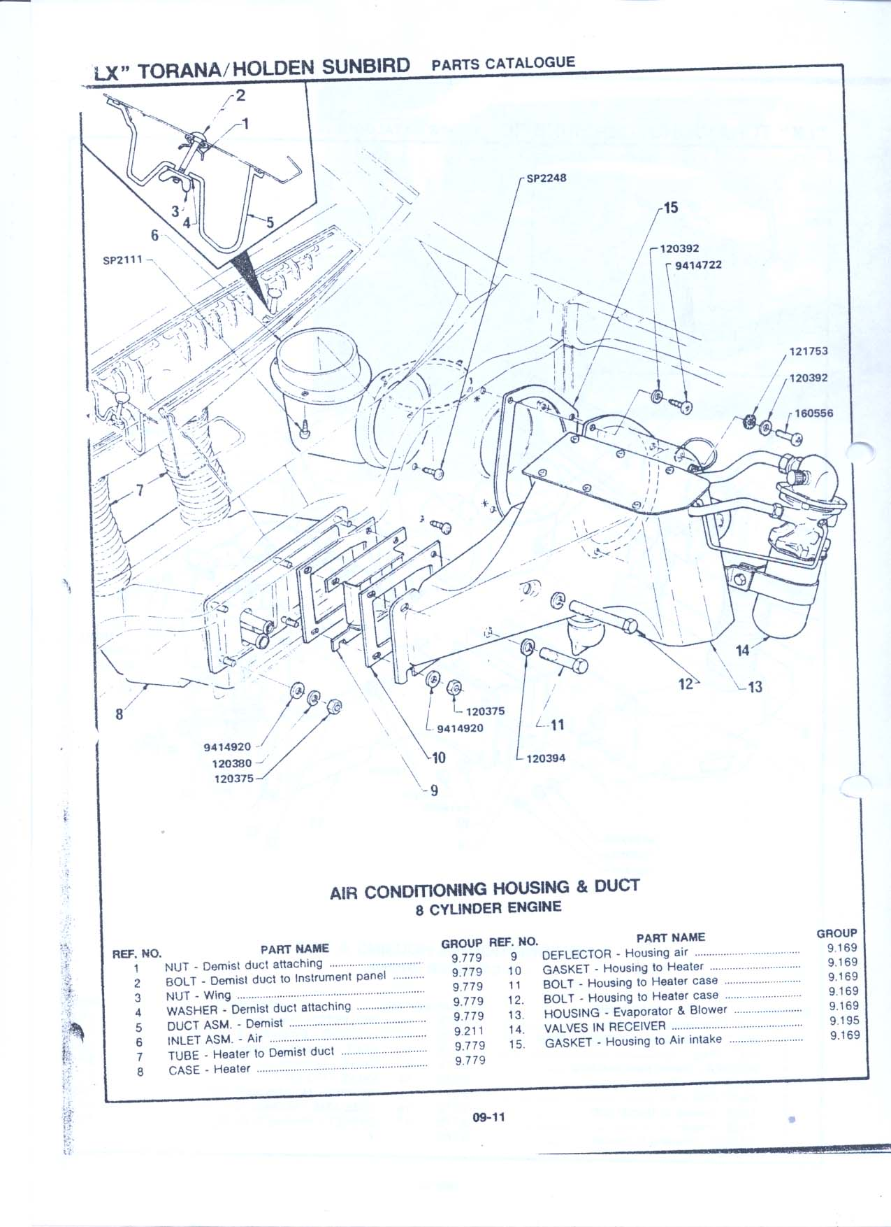 housingductV8 air con general questions and help gmh torana lx torana v8 wiring diagram at edmiracle.co