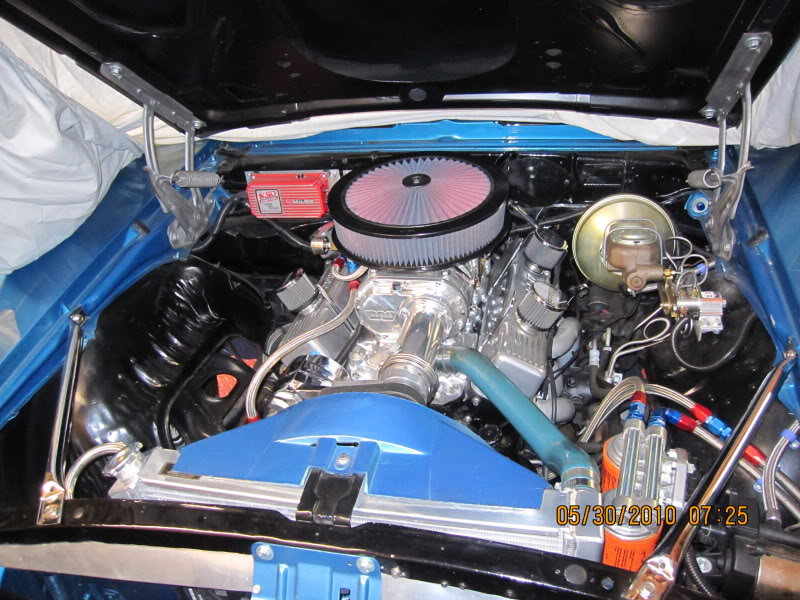V8 Low Blowers - Engine - GMH-Torana