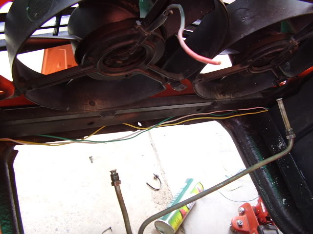 Hiding the wiring - Electrical - GMH-Torana on