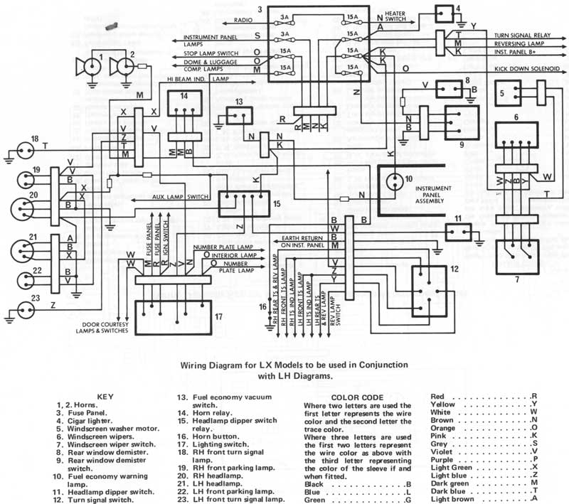 lxwiring lx headlight relay wiring electrical gmh torana lx torana wiring diagram at honlapkeszites.co